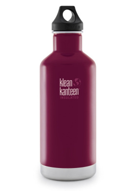 Klean Kanteen Stainless Steel Classic Insulated Bottle 946ml (beet root)