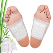 Foot Patch, P.lotor Foot Care Relax Sheet with 100pcs Detox Foot Pads Adhesives Keeping Fit Caring Foot Health