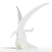 TOMFEEL 3D Printed Sculpture Figurine Statue Ornament Crafts Home Decorations Living Room Decorations Office Decorations, Eagle