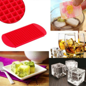 VALINK 160 mini ice cube tray, Cubes Frozen Silicone Ice Mould Tray DIY Candy Baking Kitchen Tool, Jelly Pudding Silicone Moulds
