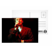 Daniel O'Donnell - Postcard (Pack of 8) - 15cm x 10cm - Art247 Highest Quality - Standard Size - Pack Of 8