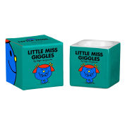Mr Men and Little Miss 6 x 5.7 x 5.7 cm LM Giggles Egg Cup, Teal