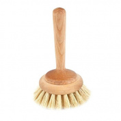 Iris Hantverk Oiled Maple Bath Brush with Tampico Fibre