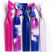 Bohemian Jewellery Hairbands Aurora - Luxury Kink Free Pony Tail Holders