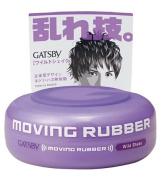 Gatsby Moving Rubber Wild Shake 80g80ml