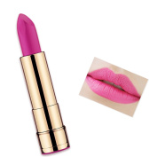 TC Joy Velvet Matte Lipstick, Long Lasting, Moisturising, Ultra Smooth Makeup Tool, Fashional Cosmetics, #4 Girlie Pink