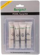 Banjara's Pearl Natural's Essence Facial Kit (4 Tubes Inside), 60 g