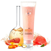 In Korean Advanced Dermatology - Vitamin C Grapefruit Exfoliator with Natural Ingredients. Gentle for ALL Skin Types. Best for Pore Reduction, Whitening, & Brightening