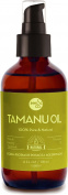 [HIGHEST QUALITY] Organic Tamanu Oil, 120ml Bonus Size - 100% Pure, Extra Virgin, Cold Presses And Unrefined. For Eczema, Psoriasis, Dry Skin, Acne Scars, Anti Ageing, GUARANTEED SATISFACTION