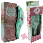 Detangler Brush and Paddle Brush Gift Set by Bella & Bear
