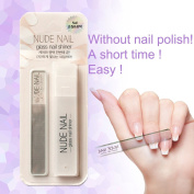 Nude Nail, The Original Glass Nail Shiner, Semiconductor Particle Tempered Glass