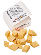 Candle wax Dye - 60ml for 20kg wax - Candle dye chips for candles making - Colour - Pastel Yellow