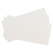 Westcott Letter Craft Permanent Vinyl Lettering, Parchment, 2.5cm , White