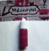 Liquid Glycerin Colour Melt & Pour Soap Making Cold Process Matte Pink Purple Fuchsia 30ml Pigment Colourant
