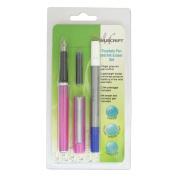 Manuscript Classic Fountain Pen W/Eraser-