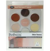 Panpastel 7 Colour Skin Tones Set