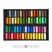 Royal Talens - Rembrandt Extra Fine Soft Pastel - Artist Quality - De Luxe Set of 60