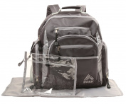 RBX Backpack Nappy Bag, Grey