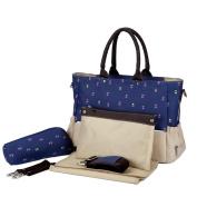 Violet Mist Baby Nappy Changing Bag Best Designer Messenger Tote Handbag
