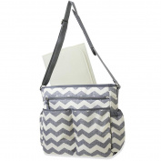 Nappy Bag and Changing Pad Set Baby Travel Tote Bag Baby Nappies