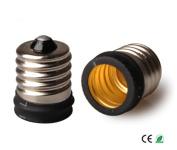 E-Simpo® 15-pack E17 to E14 Adapter,E17 to E14 Lamp Base Converter, Z1078