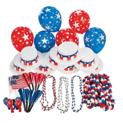 Patriotic Party Kit For 50