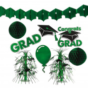 Green Graduation Decorating Kit