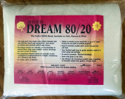 Quilter's Dream 80/20, Natural, Select Loft Batting - King Size 310cm x 300cm