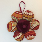 Dritz Collectible Flower Pin Cushion,floral,knitted or Flower