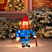 Christmas 80cm . Yukon Cornelius Rudolph The Red Nosed Reindeer Collection