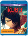 Kubo & The Two Strings Blu-ray  [Region B] [Blu-ray]