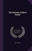 The Statutes of Nova Scotia