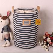 Laundry Basket / Laundry Hamper, EgoEra Foldable Laundry Basket Folding Kids and babys Toys Organiser Storage Basket Clothes Holder, Bar