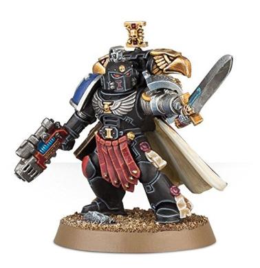 Warhammer 40,000 40K Deathwatch Watch Captain