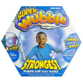 The Amazing SUPER Wubble Bubble Ball with Pump - Blue