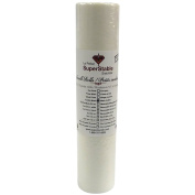 Fusible Mesh Stabiliser 45ml 30cm x 10 Yard Roll. SuperStable Fuse Embroidery Stabiliser Backing