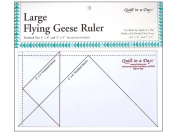 Quilt In A Day Ruler Large Flying Geese