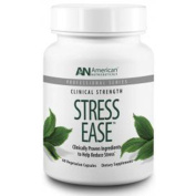 American Nutriceuticals Stress Ease 60 Vegetarian Capsules