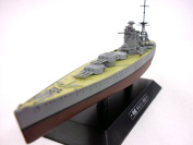 Battleship HSM Nelson (28) 1/1100 Scale Diecast Metal Model Ship