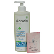 ACORELLE Baby Cleansing Water with Castera Verduza Thermal Water and Aloe Vera