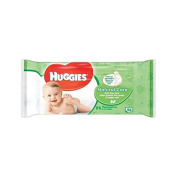 Huggies Baby Wipes with Aloe 56 per pack