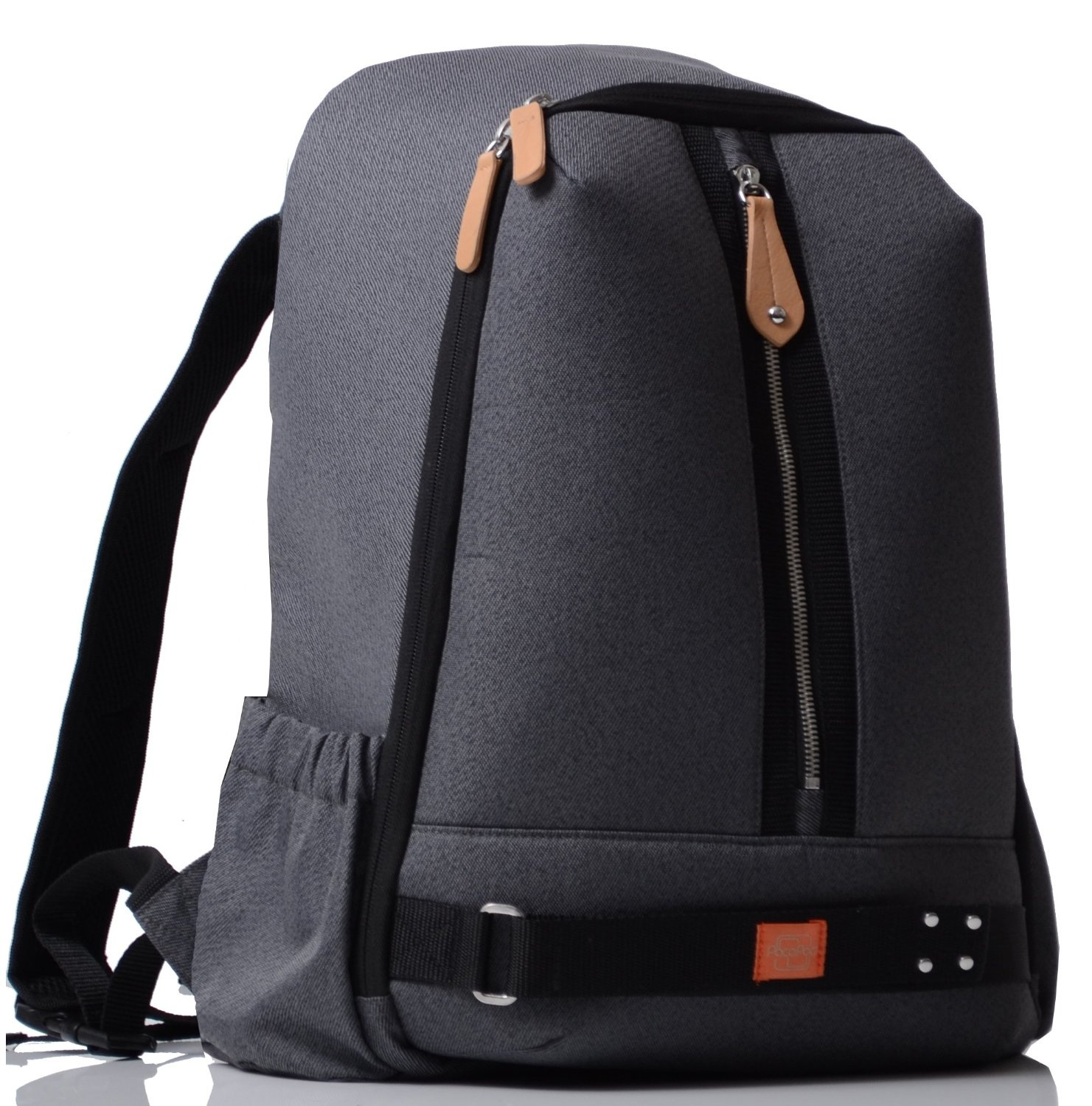 6addbbe01848 PacaPod Picos Pack Black Charcoal Designer Baby Changing Bag ...