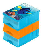 Drawer box A5, 3 Drawers for Baby / Children Disney Finds Dorie Frontbox Toy box Toy box