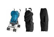 Panlom® Childress Gate Cheque Travel Bag for Umbrella Strollers- Nylon oxford
