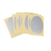 50 Pairs Soft under Eye Pad Patch Sticker Eyelash Extension Pad Beauty Tools