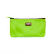 New New York ACB26 Cosmetic Bag Microfibre Green