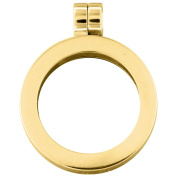 My iMenso Medallion Gold-Plated Silver 24 0053 1 24 mm