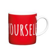Kitchen Craft - Porcelain Espresso Mug - Espresso Yourself - 80ml
