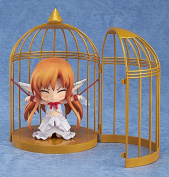 LHBBL Pretty Cure Anime Character Dance 382# Yasina Alo Q Clay Face From Cage Toy