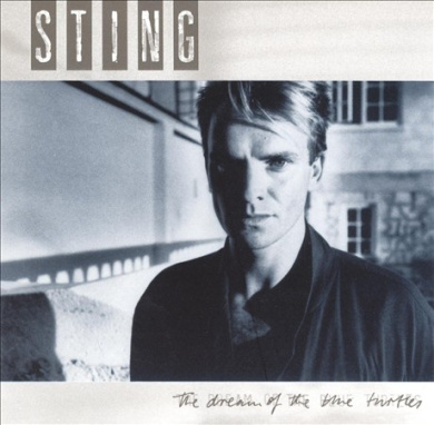 The Dream of the Blue Turtles Vinyl by Sting 1Record